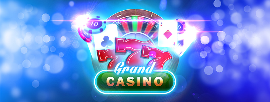 Grand Casino – get ready to try your luck!